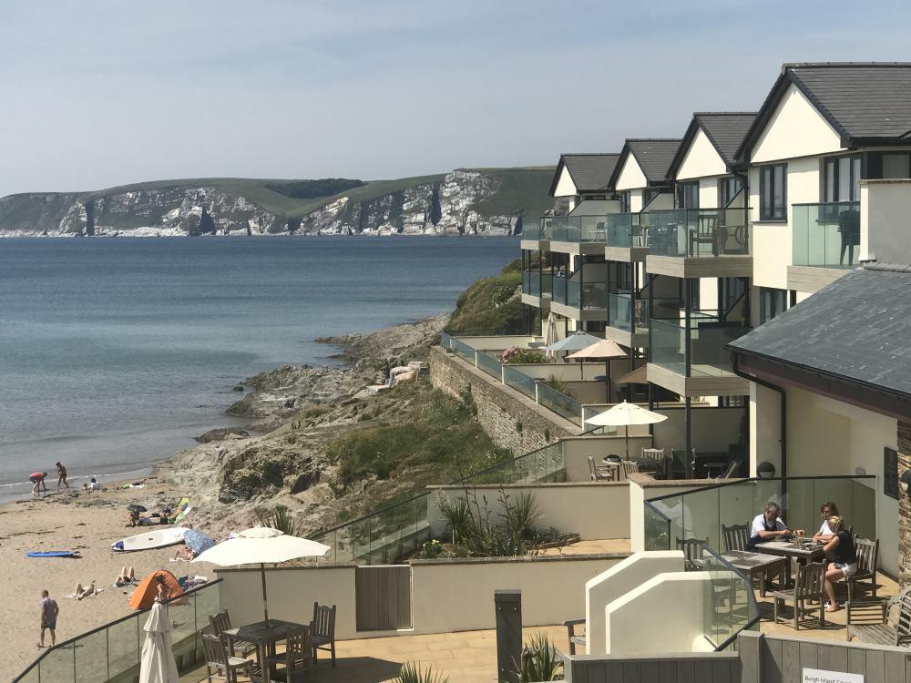 Puffins Holiday Apartment Bigbury On Sea Devon